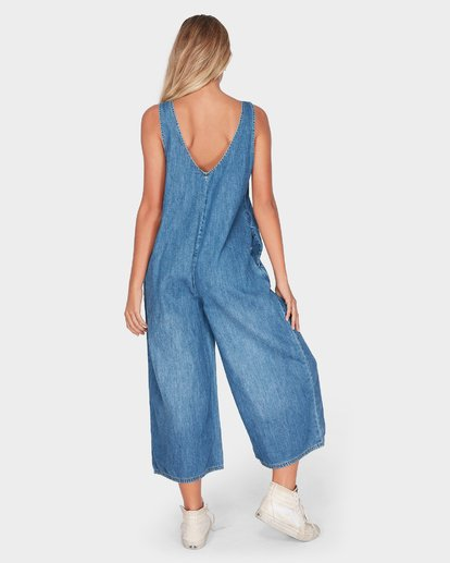 3 VALERIA JUMPSUIT Blue 6595434 Billabong
