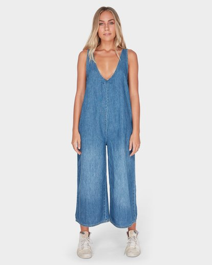 1 VALERIA JUMPSUIT Blue 6595434 Billabong