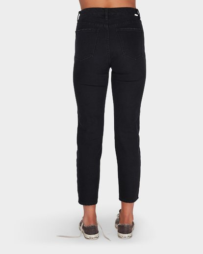 4 DARK NIGHTS JEAN Black 6595435 Billabong