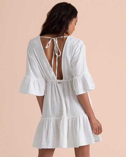 2 LOVERS WISH DRESS Beige 6595471 Billabong
