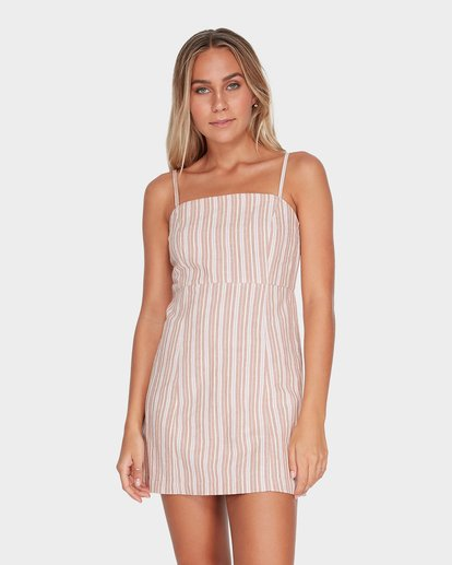 0 MEXICOLA STRIPE D Beige 6595476 Billabong