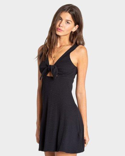 1 HOLA HOLIDAY DRESS Black 6595491X Billabong