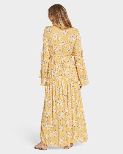 2 MY FAVORITE DRESS Yellow 6595494X Billabong