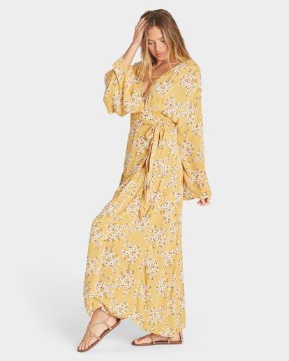 1 MY FAVORITE DRESS Yellow 6595494X Billabong
