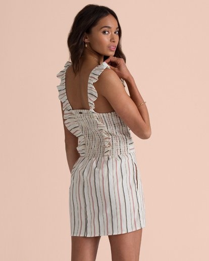 2 FIELDS OF DREAMS DRESS  6595501 Billabong