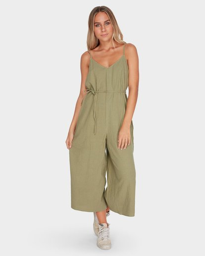 3 SANGRIA JUMPSUIT Green 6595502 Billabong