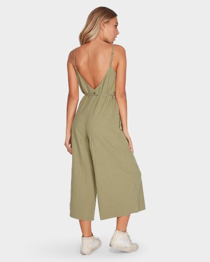 2 SANGRIA JUMPSUIT Green 6595502 Billabong