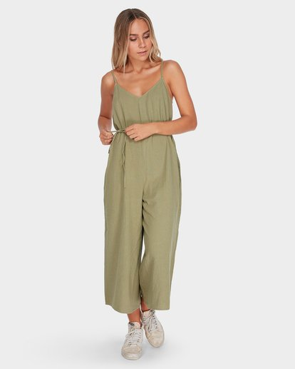 0 SANGRIA JUMPSUIT Green 6595502 Billabong