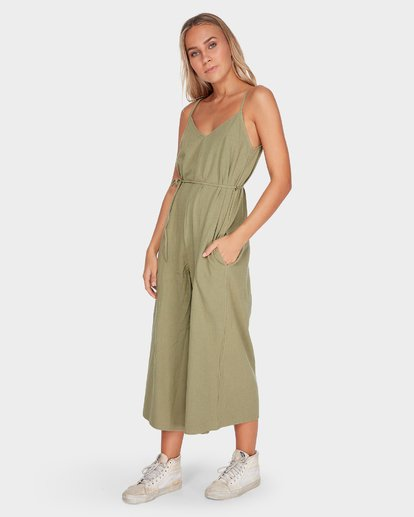 1 SANGRIA JUMPSUIT Green 6595502 Billabong