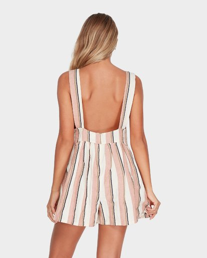 2 BYRON BAY PLAYSUIT Brown 6595503 Billabong