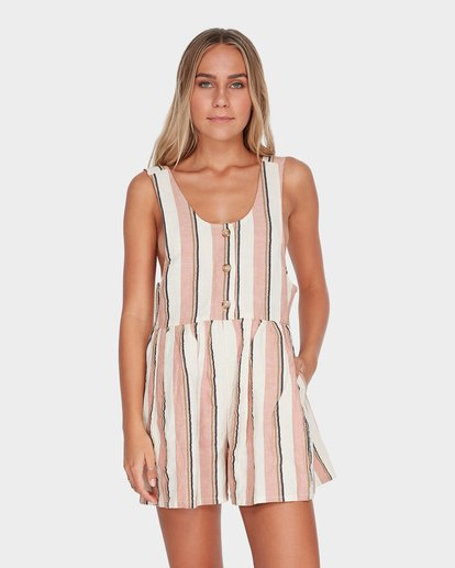 0 BYRON BAY PLAYSUIT Brown 6595503 Billabong