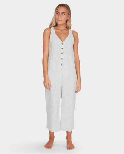 3 NO WAVE JUMPSUIT Beige 6595505 Billabong