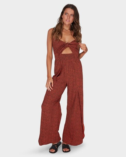 4 Babylon Jumpsuit Black 6595506 Billabong