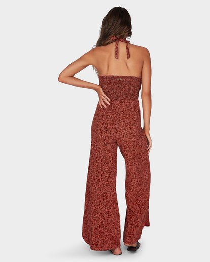 3 Babylon Jumpsuit Black 6595506 Billabong