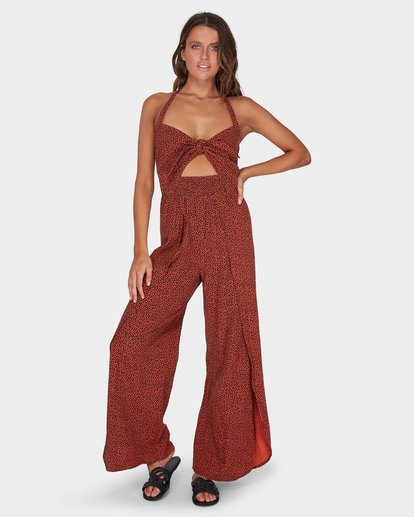 1 Babylon Jumpsuit Black 6595506 Billabong