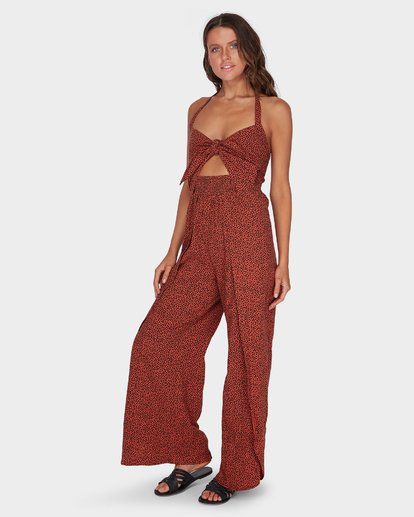 2 BABYLON JUMPSUIT Black 6595506 Billabong