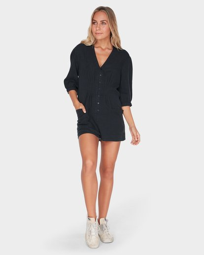 3 SUNDAY VIBES ONESIE Black 6595511 Billabong
