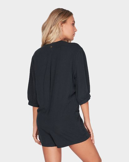 2 SUNDAY VIBES ONESIE Black 6595511 Billabong