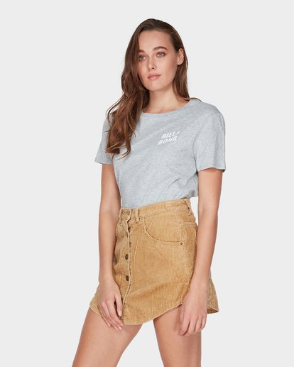 1 BEYOND THE VALLEY SKIRT Yellow 6595529 Billabong