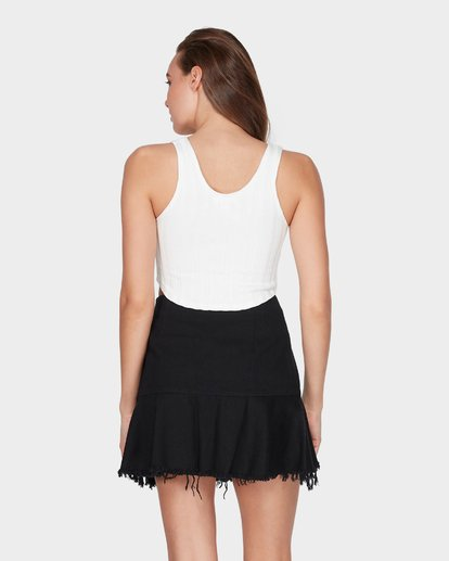 2 WILD DANCE SKIRT Black 6595530 Billabong