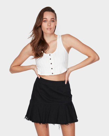0 WILD DANCE SKIRT Black 6595530 Billabong