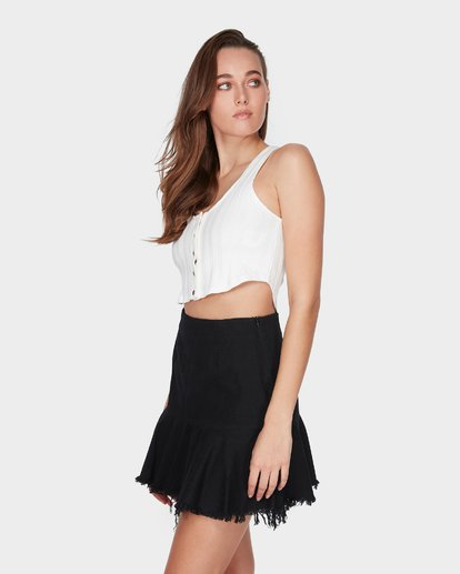 1 WILD DANCE SKIRT Black 6595530 Billabong