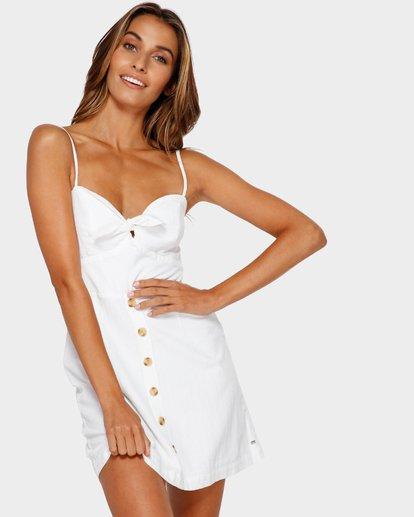 2 FRANCA DRESS White 6595536M Billabong