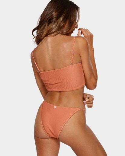 3 TANLINES BANDEAU BIKINI TOP Brown 6595575 Billabong