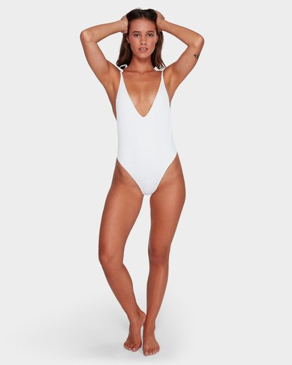 5 SUNS OUT ONE PIECE White 6595704X Billabong