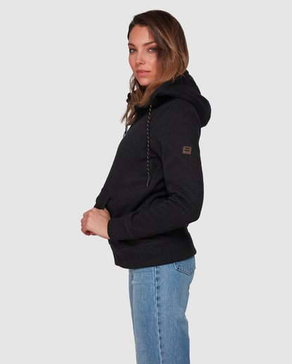 1 BOUNDARY ZIP UP Black 6595734 Billabong