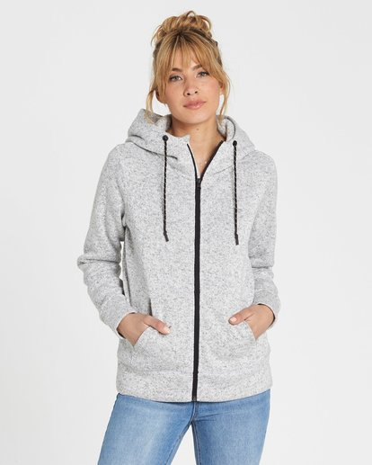 0 Boundary Zip Up Grey 6595734 Billabong