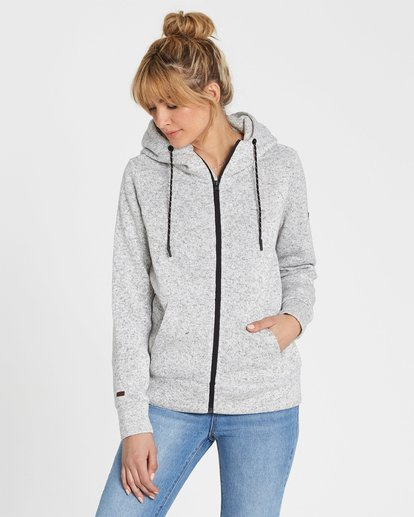 1 Boundary Zip Up Grey 6595734 Billabong