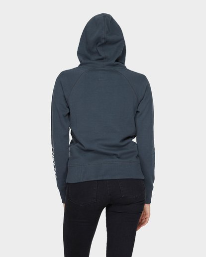 2 DOWN THE LINE POP HOOD Black 6595743 Billabong