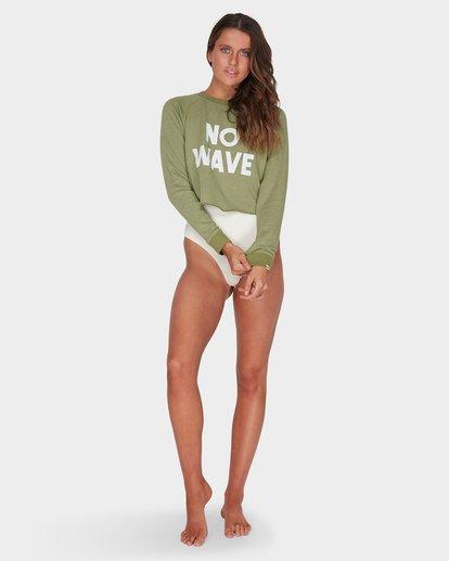 4 NO WAVE CREW Green 6595753 Billabong