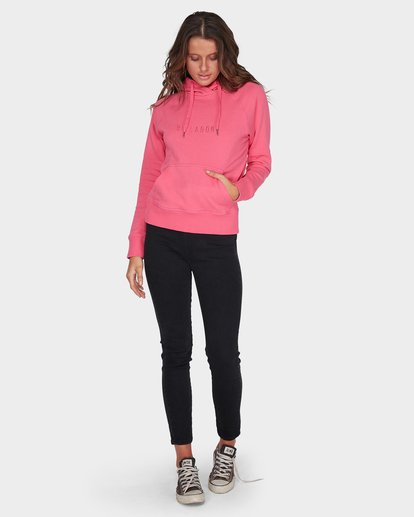 3 VITAL POP HOOD Pink 6595755 Billabong
