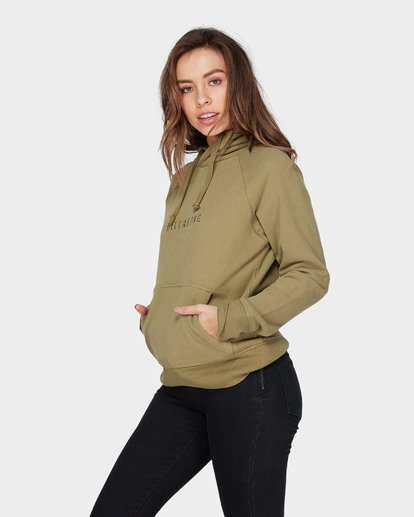 1 VITAL POP HOOD Green 6595755 Billabong