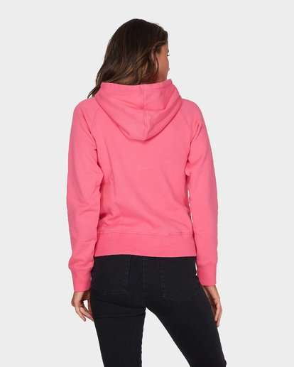 2 VITAL POP HOOD Pink 6595755 Billabong