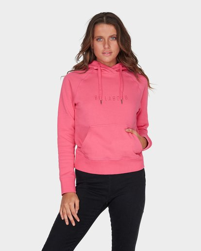 0 VITAL POP HOOD Pink 6595755 Billabong
