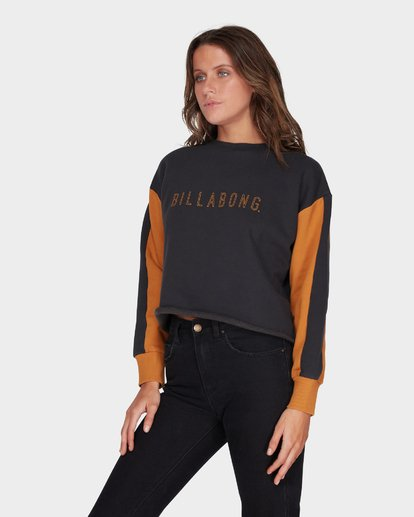 1 OFF PATH CREW Black 6595758 Billabong