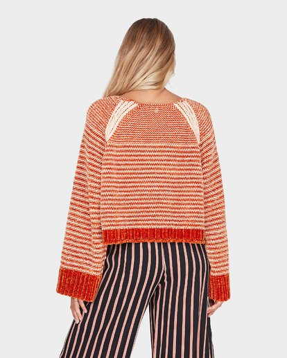 2 HARLIE PULLOVER Brown 6595794 Billabong