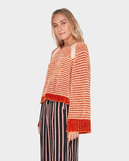 1 HARLIE PULLOVER Brown 6595794 Billabong