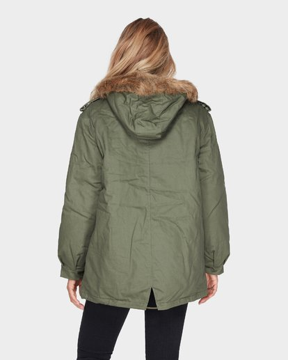 3 WESTWOOD JACKET Green 6595892 Billabong