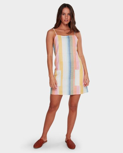 4 STRAIGHT ROUND DRESS  6595951X Billabong