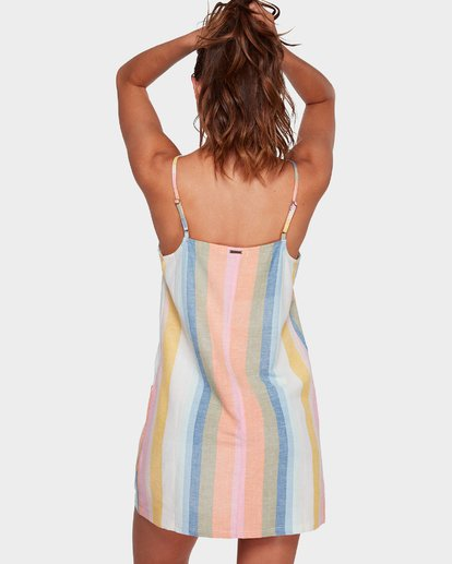 2 STRAIGHT ROUND DRESS  6595951X Billabong