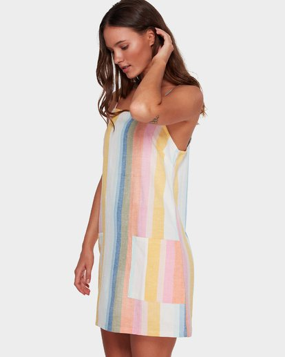 1 STRAIGHT ROUND DRESS  6595951X Billabong