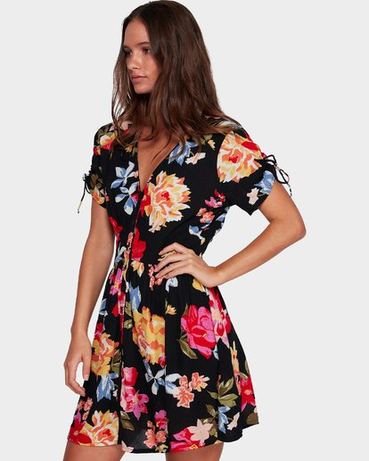 3 Twirl Twist Dress  6596483X Billabong
