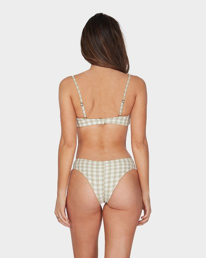 0 Oh So Far Hawaii Bikini Bottom Green 6596557 Billabong