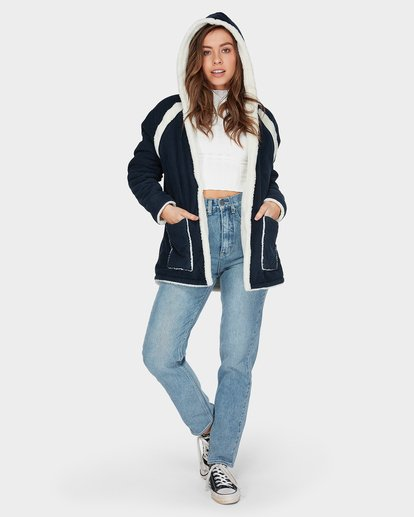 3 PATH FINDERS JACKET Blue 6596892 Billabong