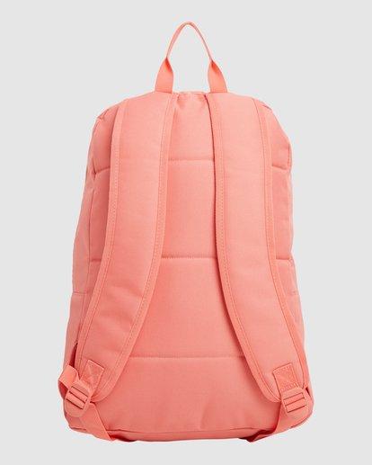 3 Infinity Backpack Pink 6603007 Billabong