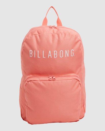 0 Infinity Backpack Pink 6603007 Billabong